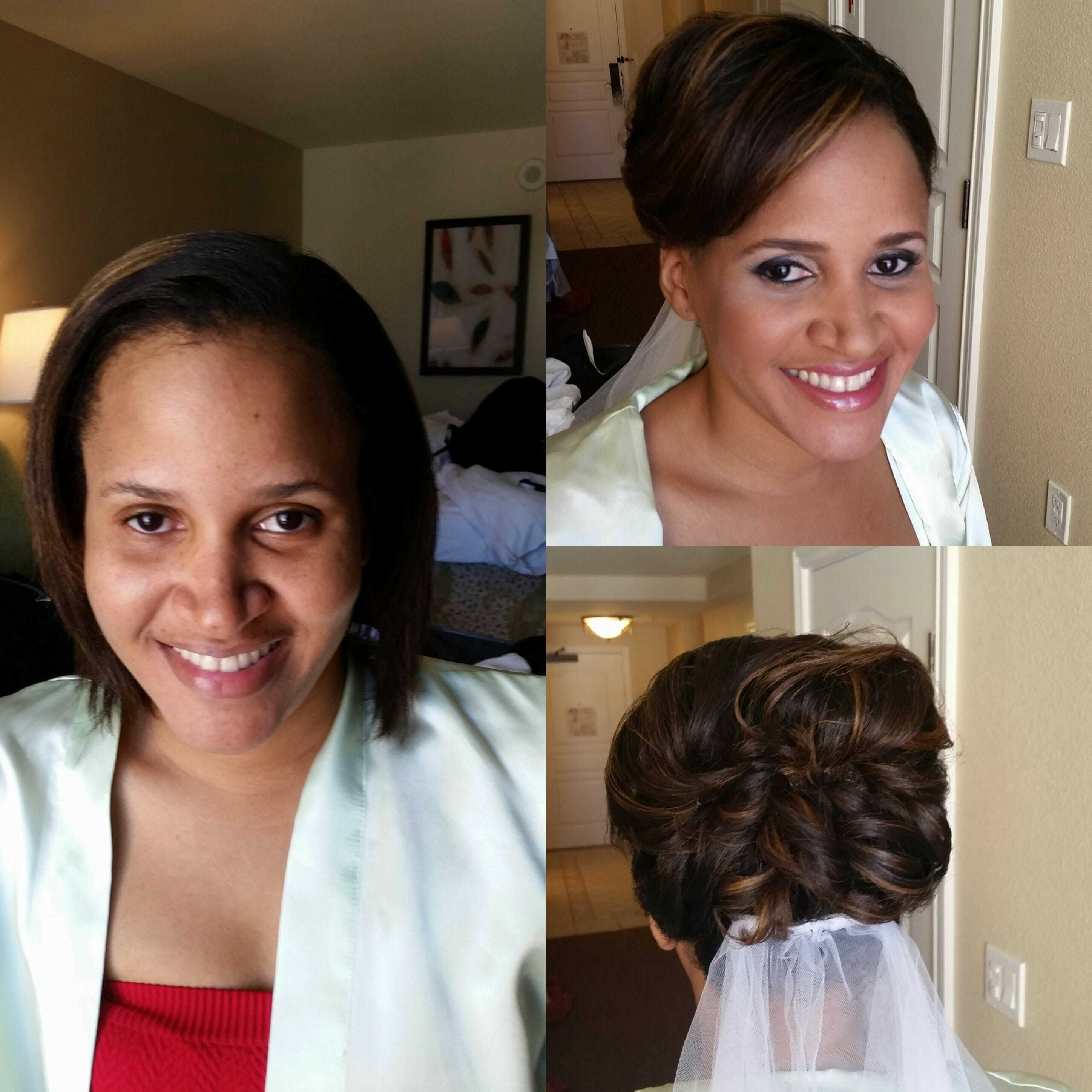 before and after – perfect hair and makeup las vegas